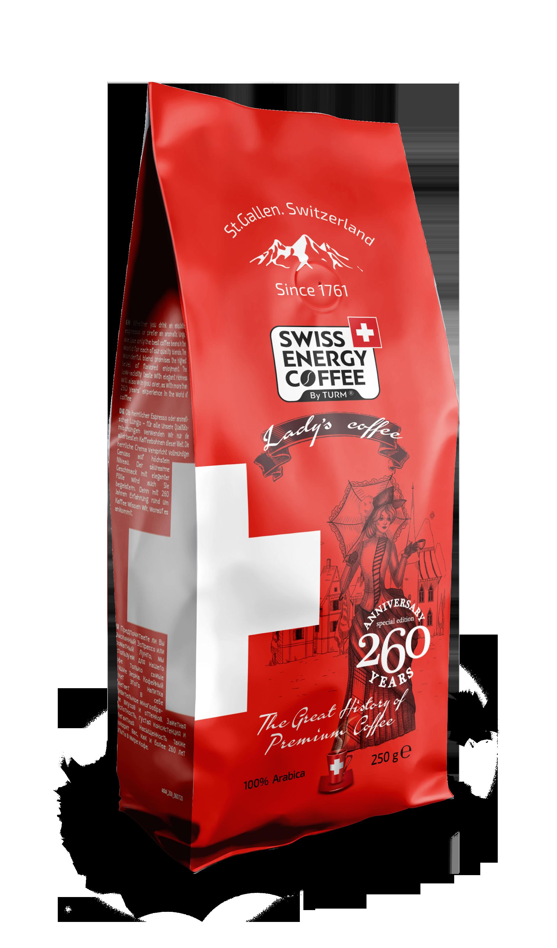 LADY'S COFFEE